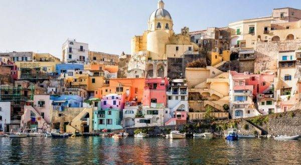 Le isole della Campania