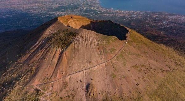 Il Vesuvio vacanza in Campania
