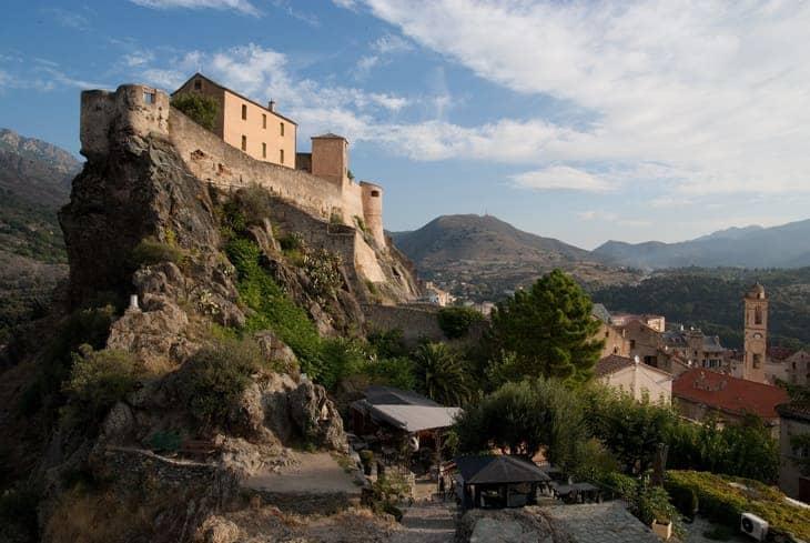 perché andare in Corsica