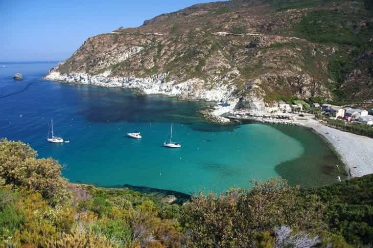 luoghi tranquilli in Corsica