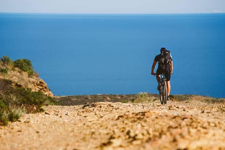in bici in italia