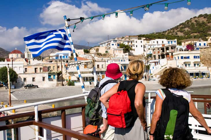 grecia regole ingresso