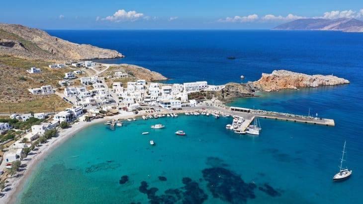 isole rischio basso covid in Grecia