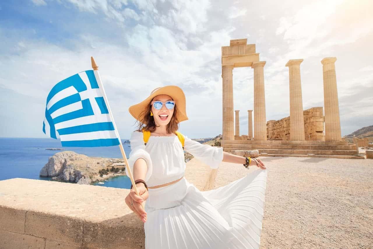 grecia come entrare