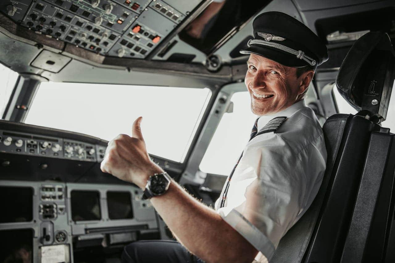 pilota aereo stipendio