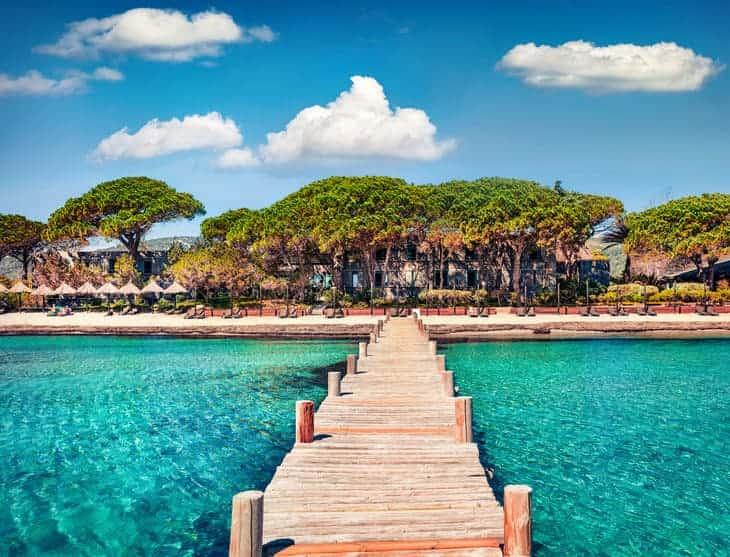 spiagge da vedere in Corsica