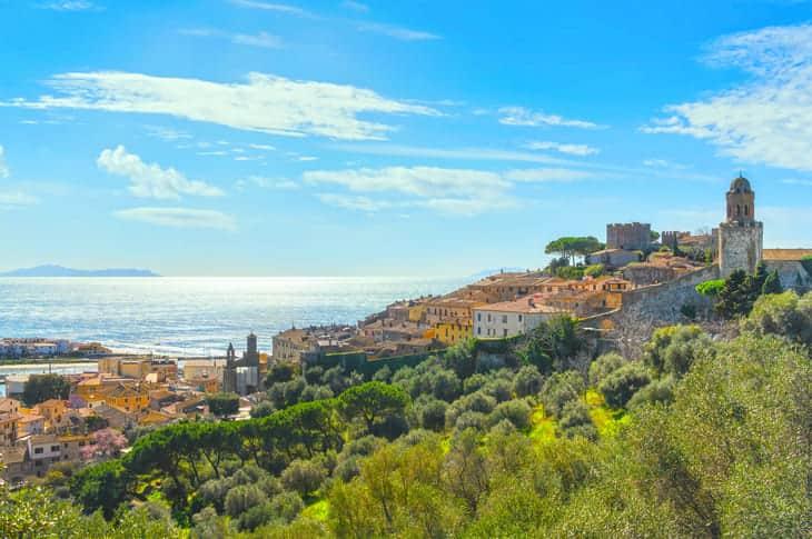 borghi italia sul mare