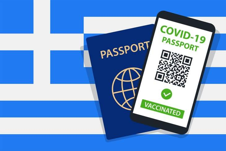 Grecia green pass obbligatorio