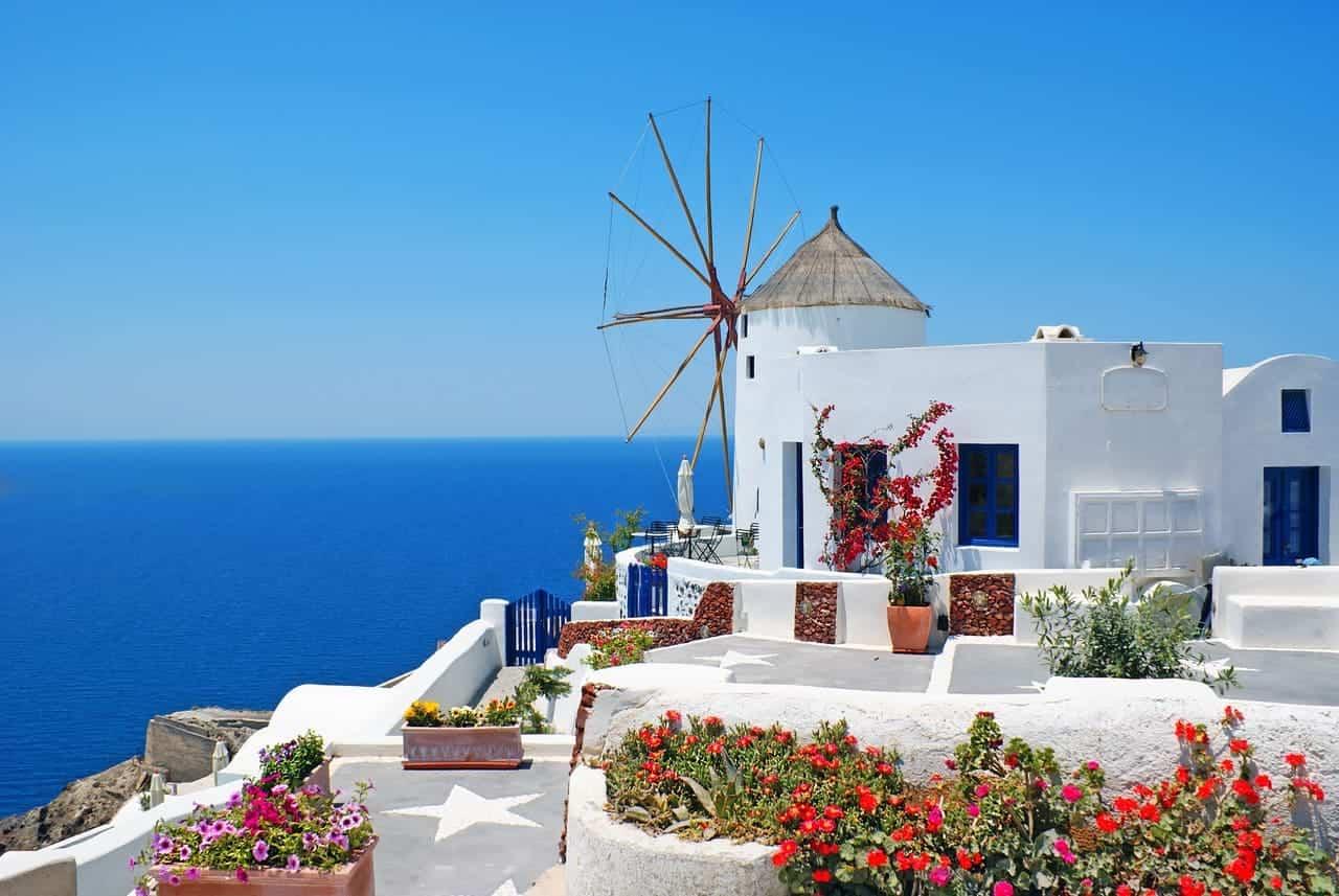 rischio covid in Grecia le isole dove non andare