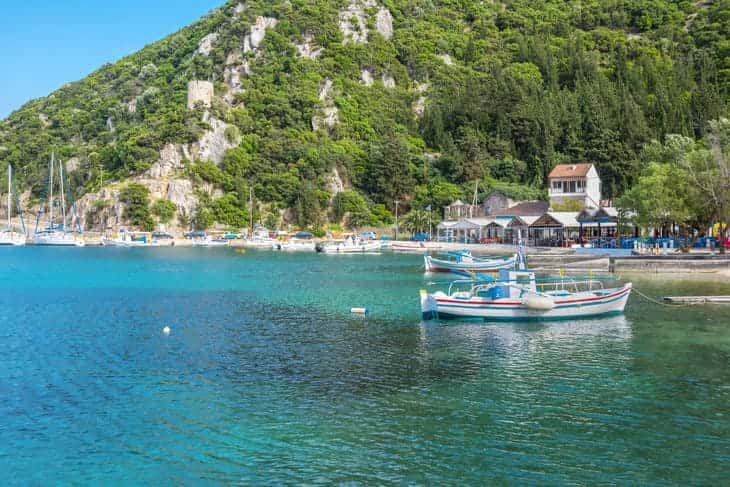 grecia isole dove andare rischio covid