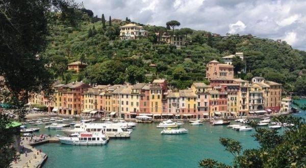 Portofino e il ristorante di Carlo Cracco