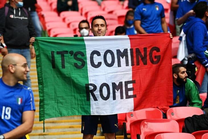 festa italia euro 2020 mondo