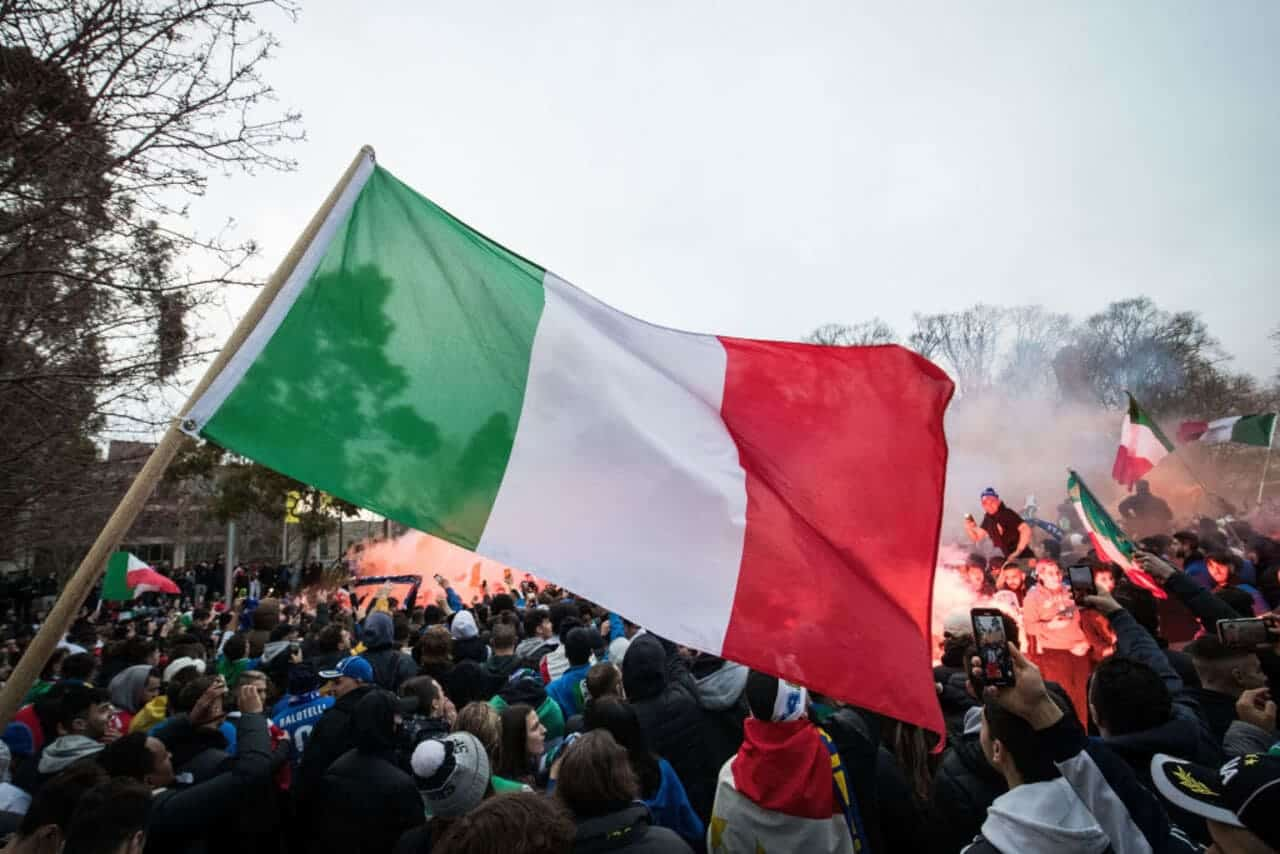 festa italia euro 2020