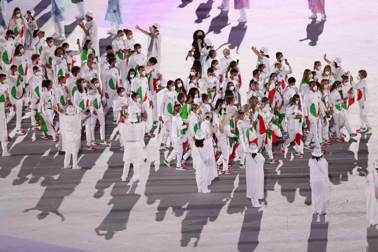 olimpiadi tokyo 2020 italia