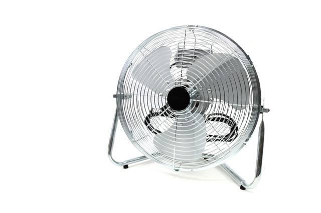 Ventilatore notte non usare