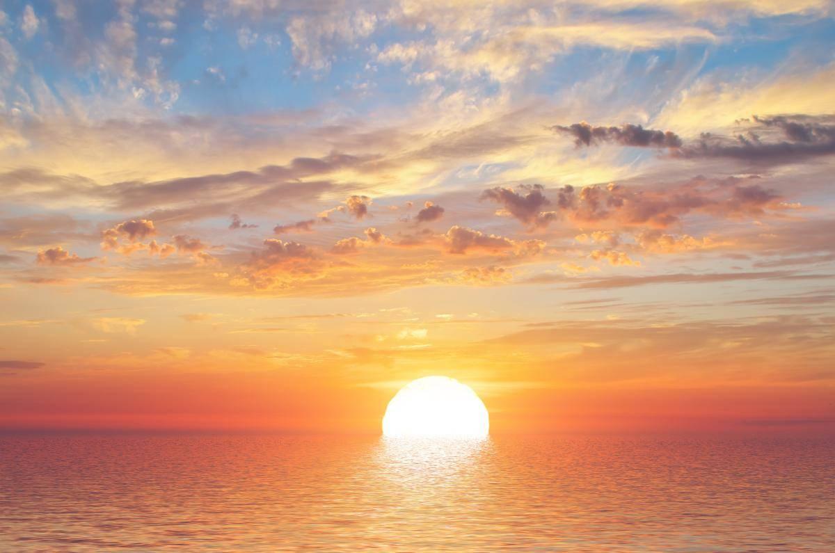 Dove ammirare l'alba sul mare