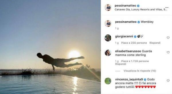Calciatori in vacanza a Mykonos