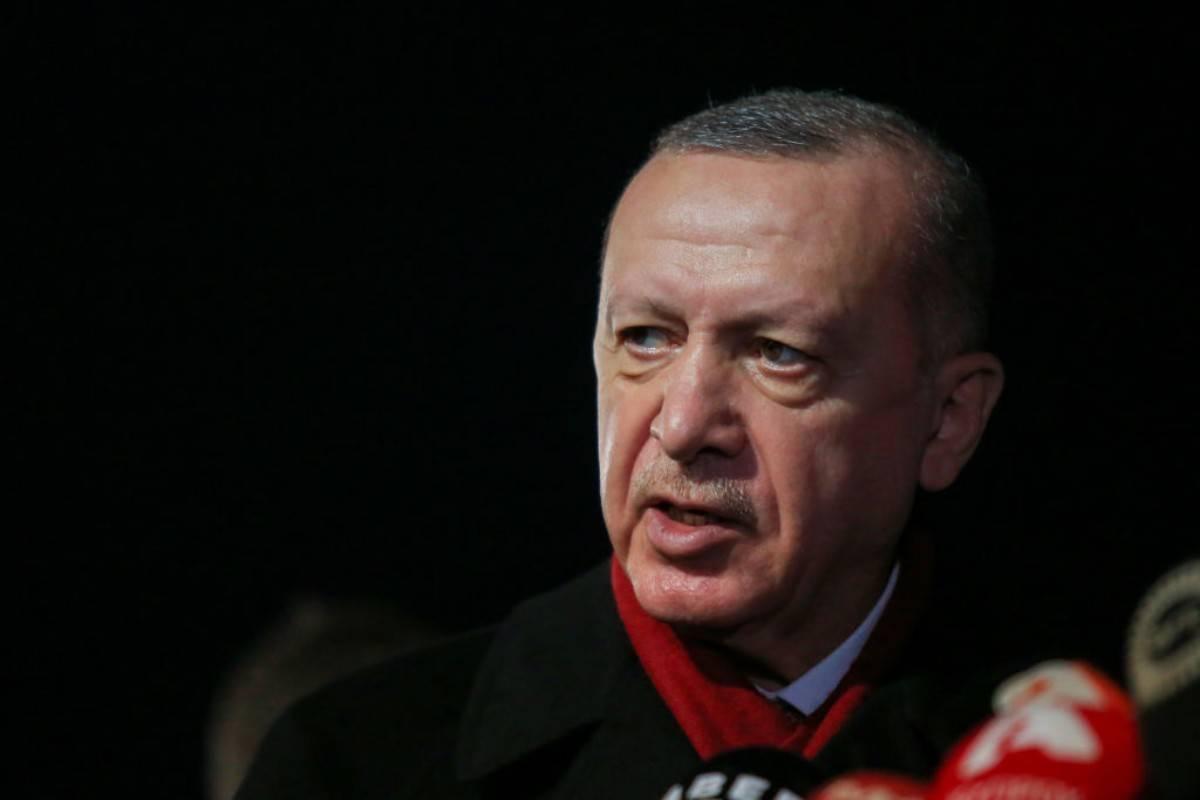 La residenza estiva di Erdogan lascia senza parole