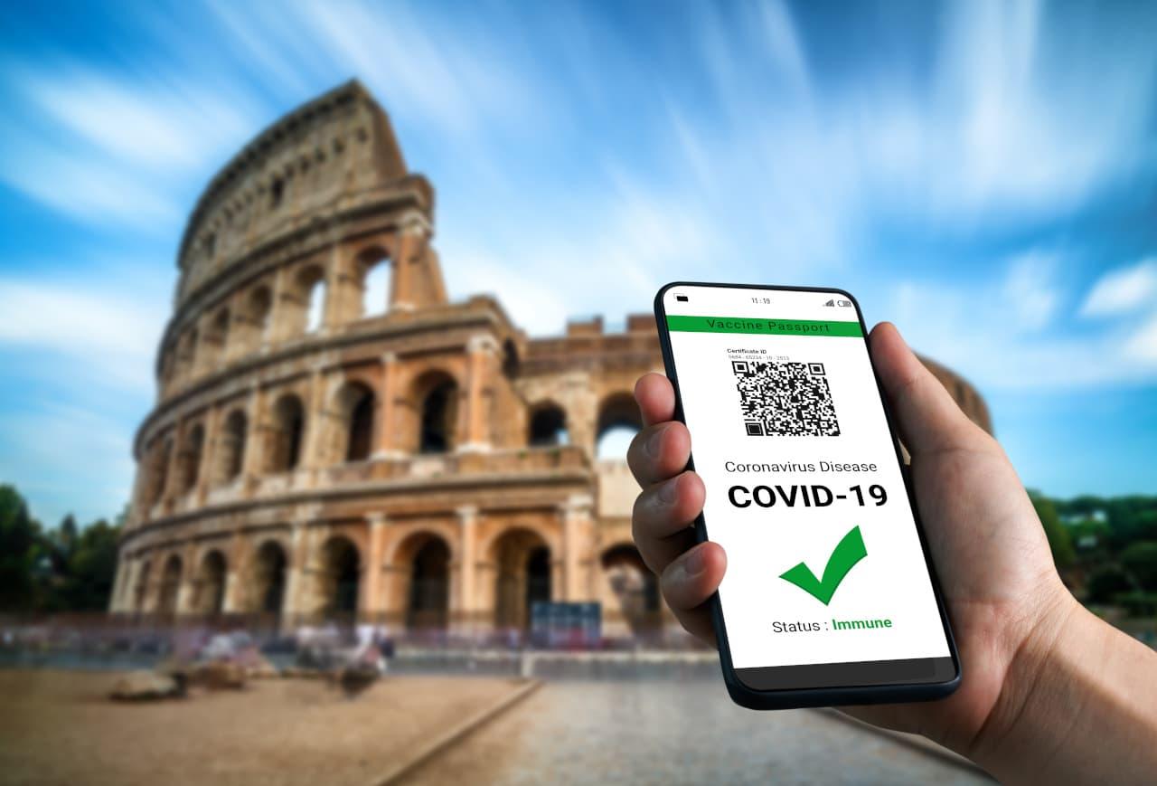 green pass italiano come cambia