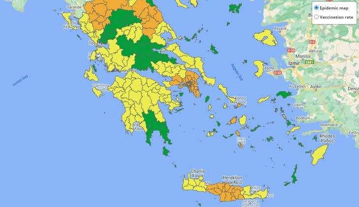 grecia isole evitare