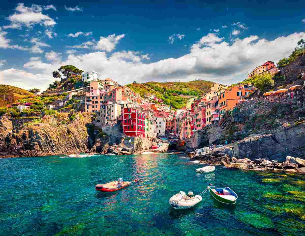 Perché andare in vacanza in Liguria
