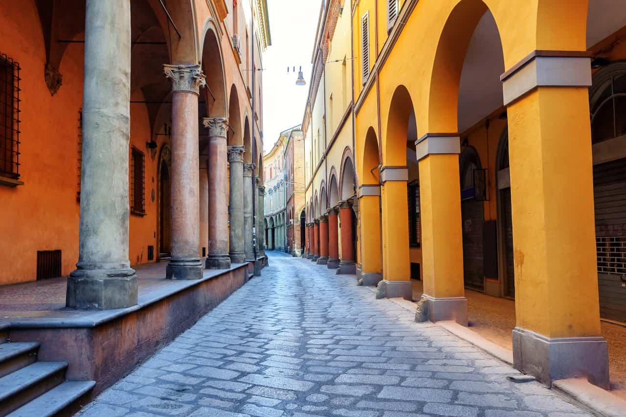 portici bologna patrimonio unesco