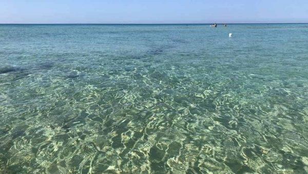 La prima Spa marina d'Italia si trova in Salento