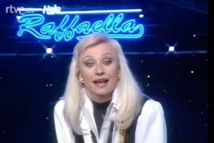 Raffaella Carrà luoghi dove