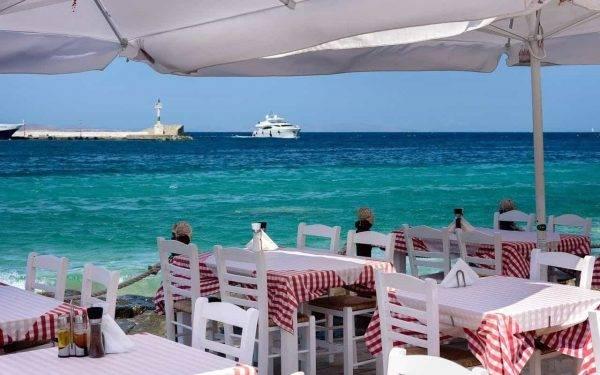 Ristoranti sul mare in Italia