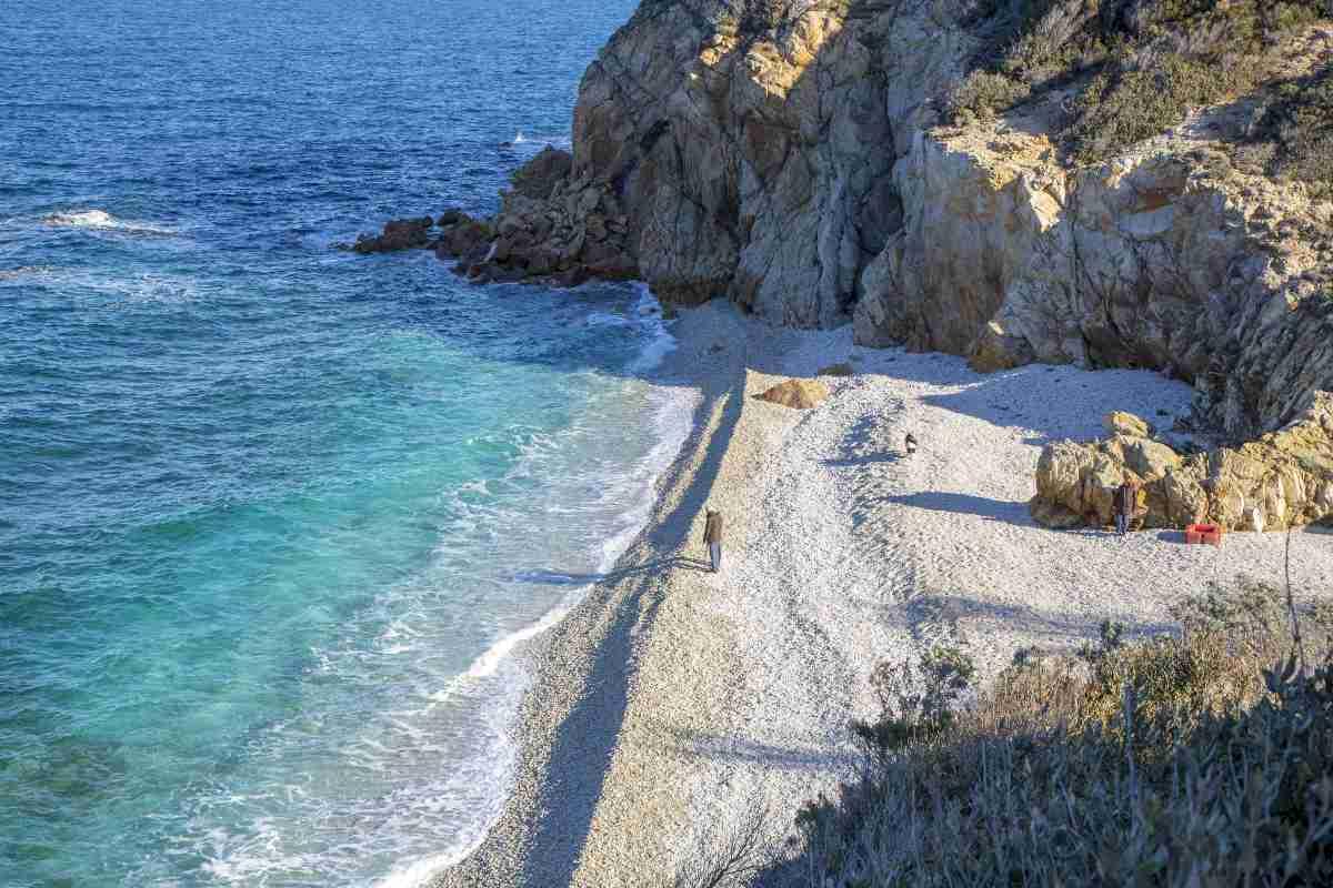 Una delle spiagge più spettacolari in assoluto è in Italia