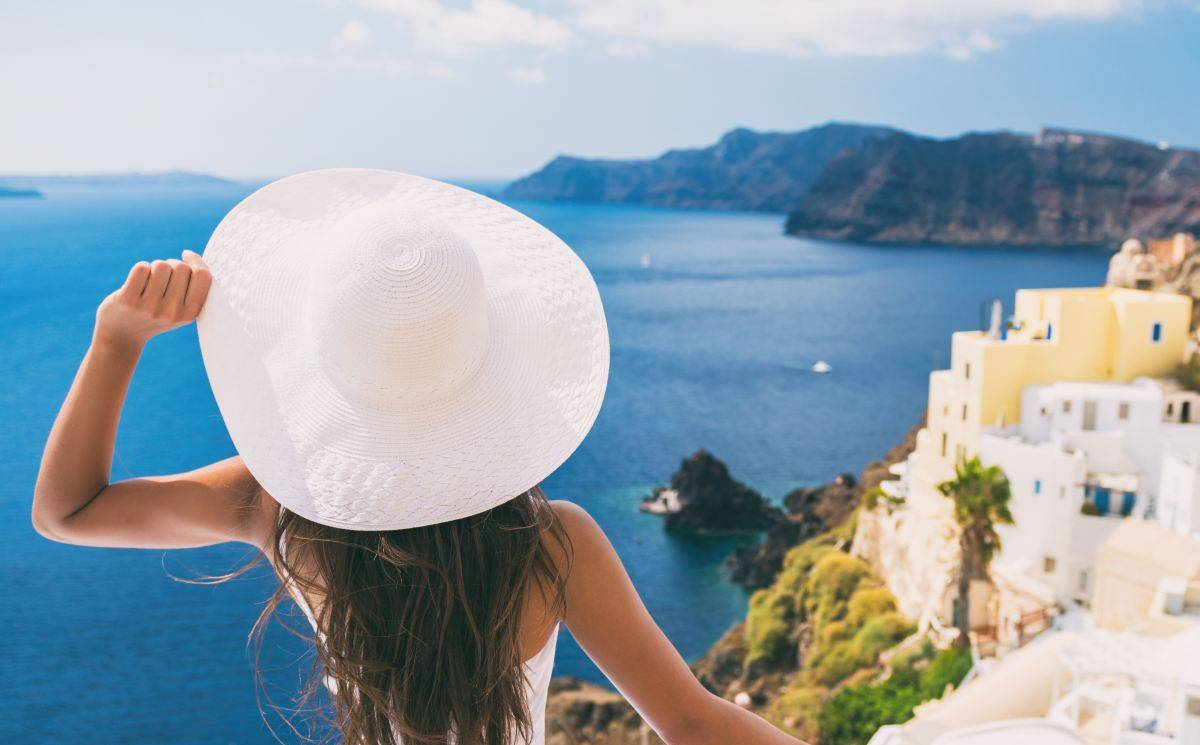 Curiosità su Santorini