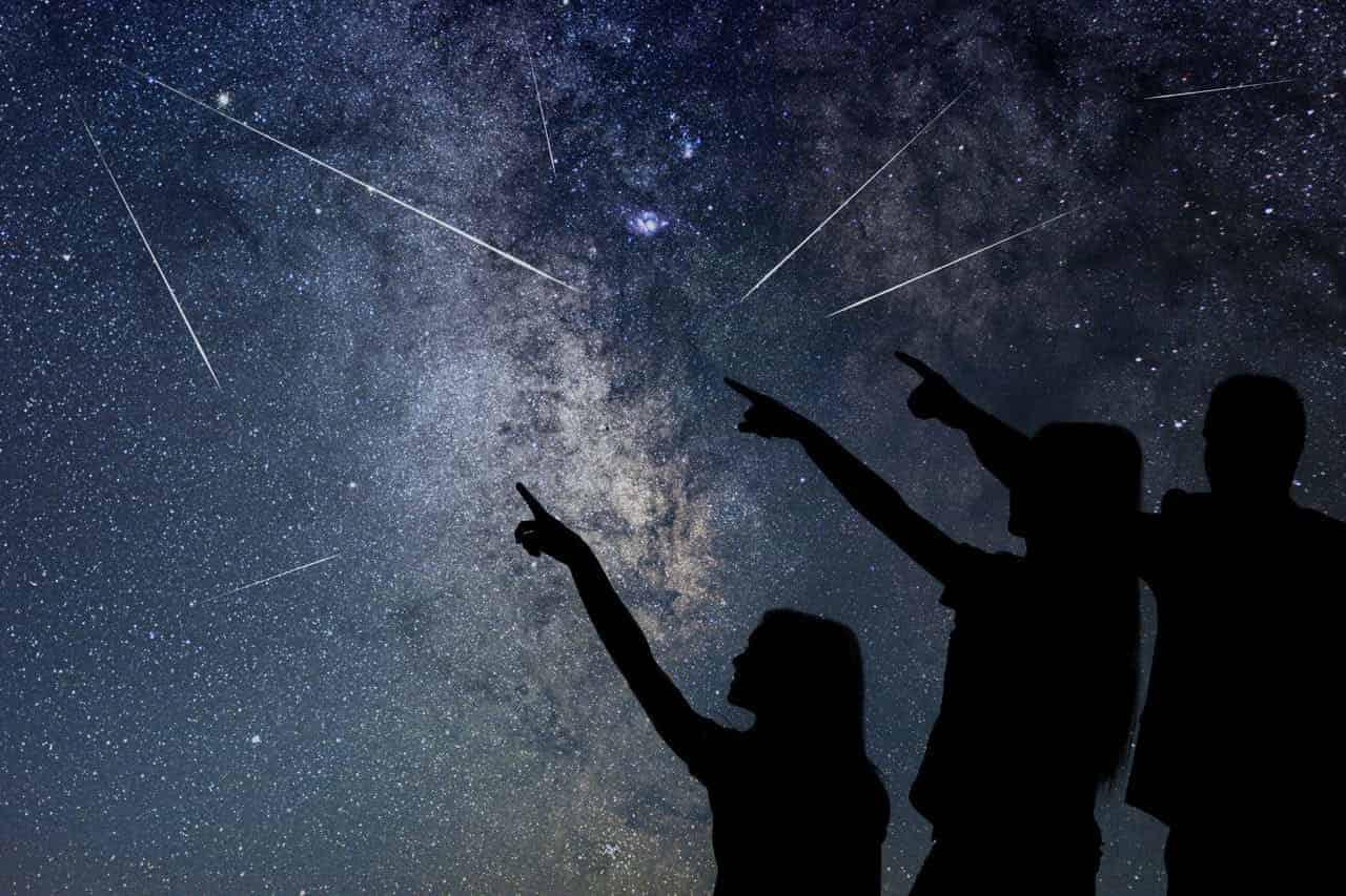 cielo stellato italia