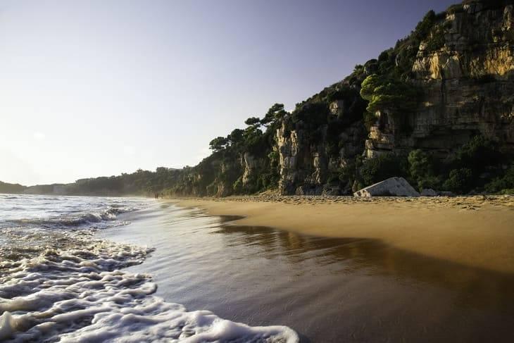 spiagge belle lazio