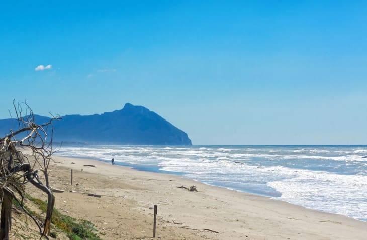 spiagge belle nel lazio