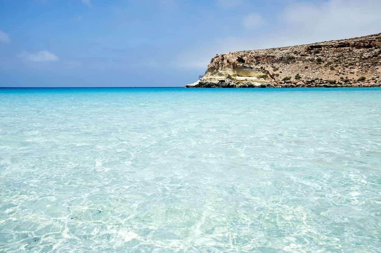dove si trova il mare più bello della sicilia