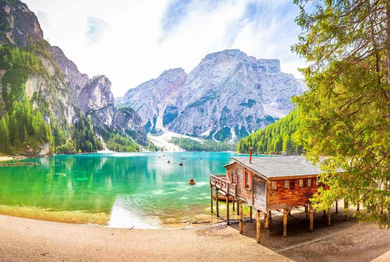 Il lago più bello d'Italia da vedere almeno una volta: Braies