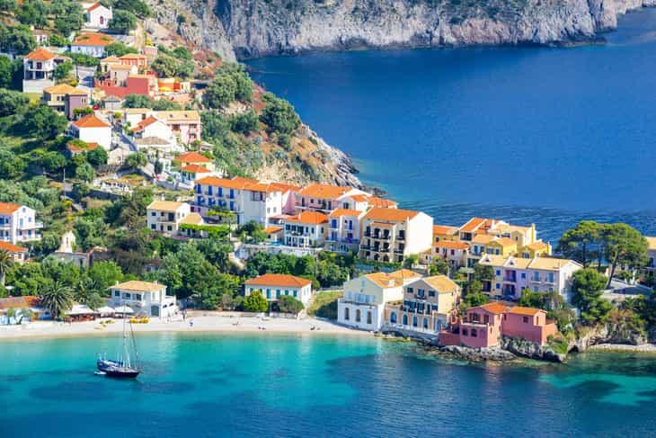 grecia festa 15 agosto