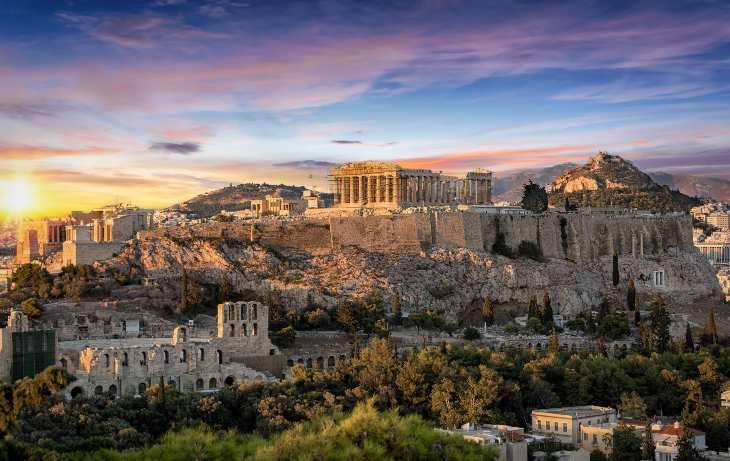 grecia a settembre