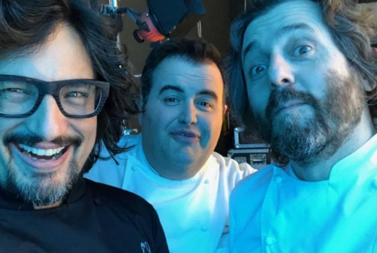 Gennaro Esposito e la dedica a Vico Equense su Instagram
