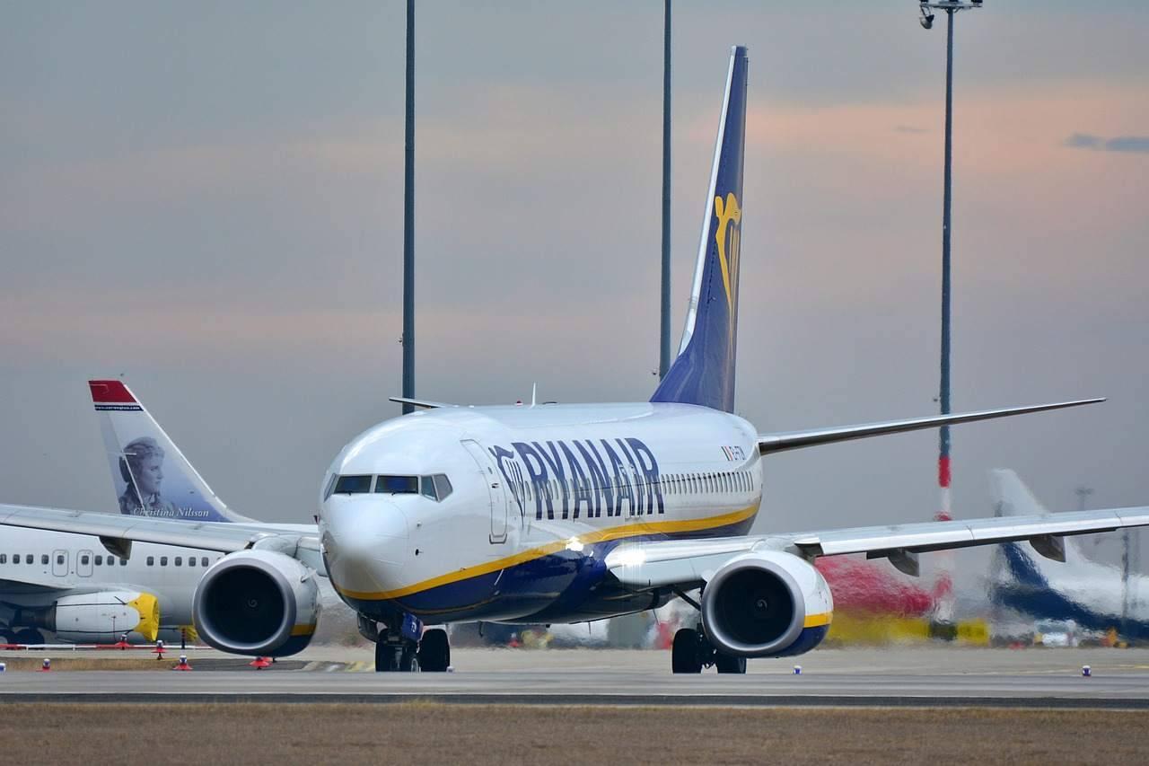 Ryanair non vola più dall'Irlanda