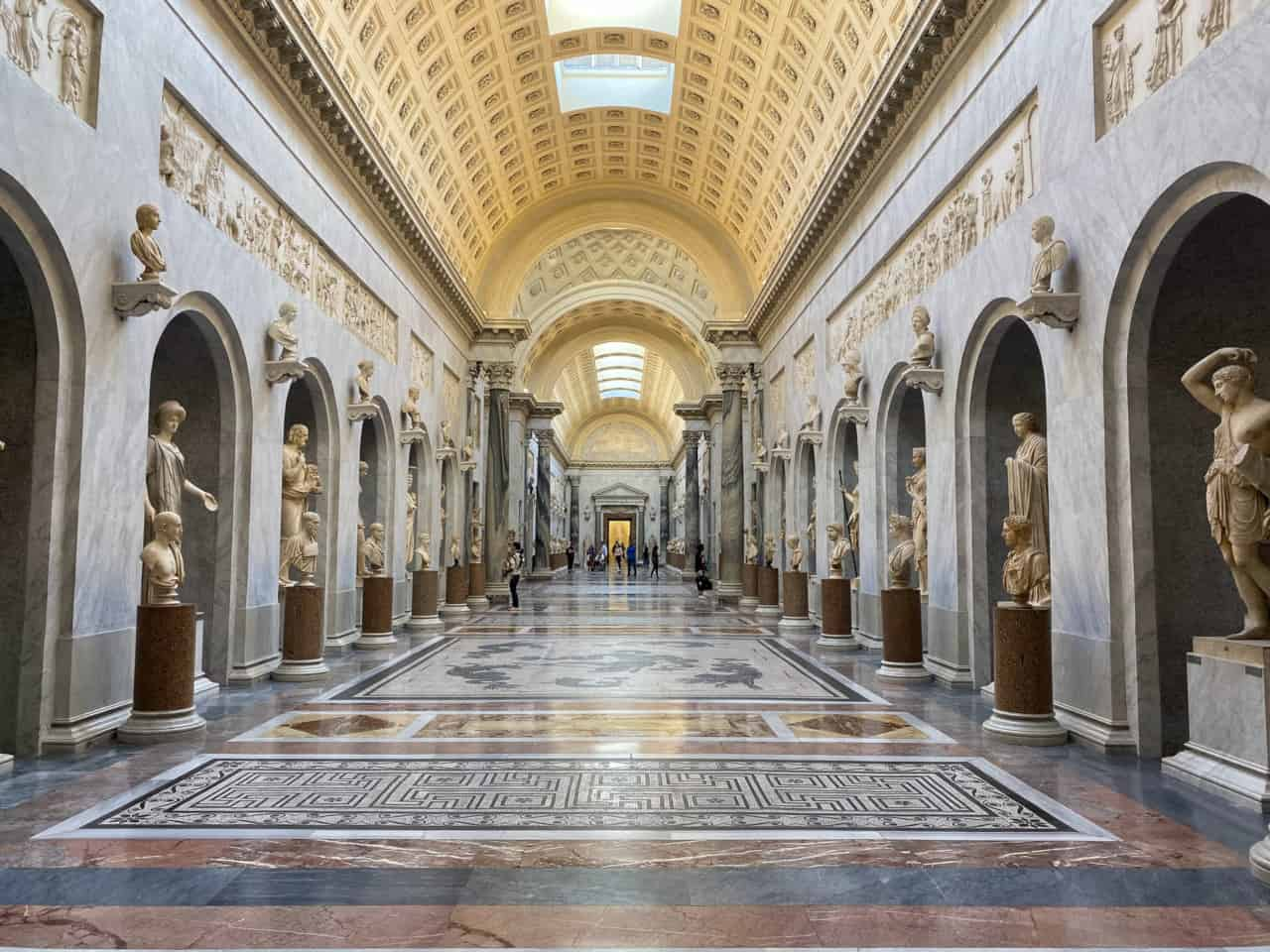 green pass musei vaticani