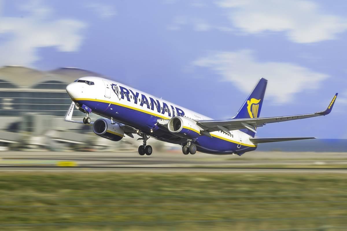 Vittoria con un gratta e vinci sul volo Ryanair