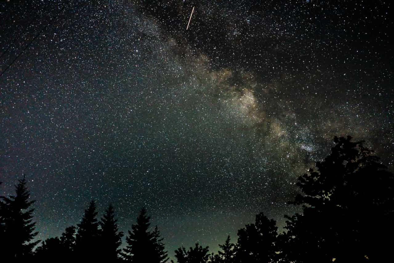 notte san lorenzo stelle cadenti