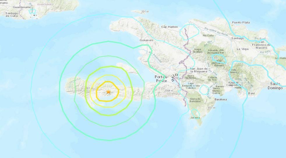 terremoto haiti allerta tsunami