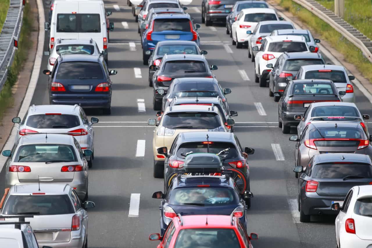 traffico weekend ferragosto 2021
