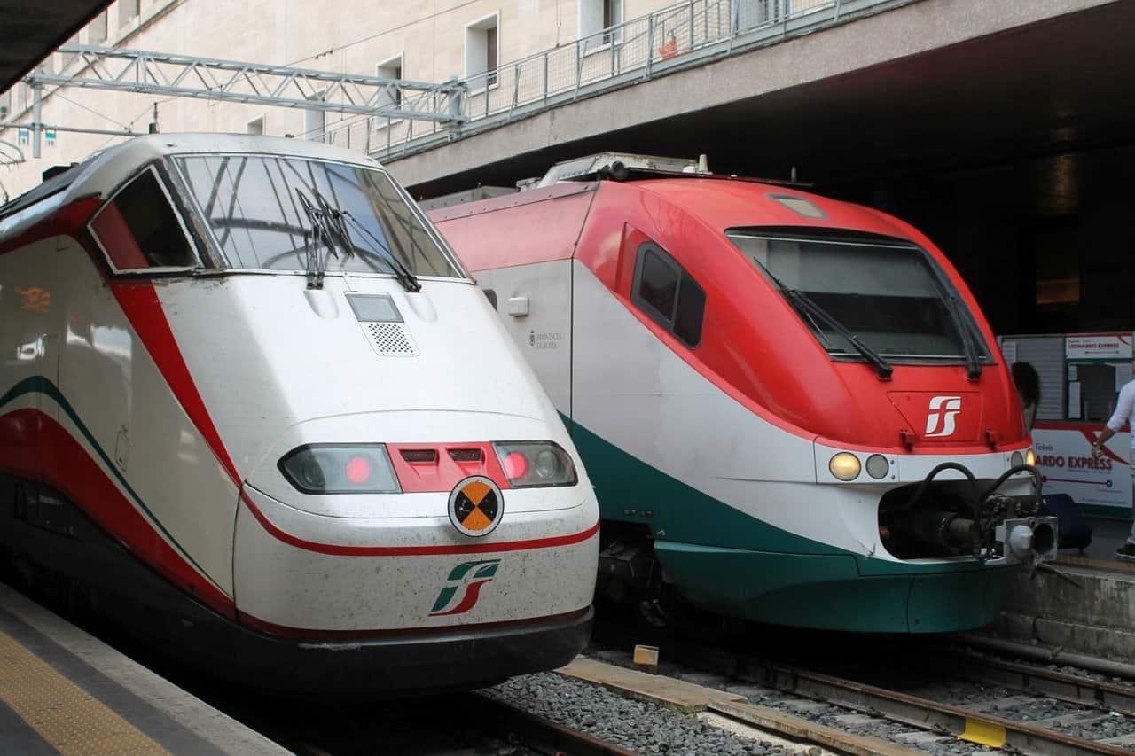 green pass treni blocco