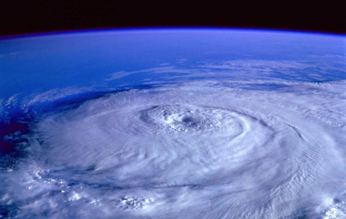 L'uragano Grace