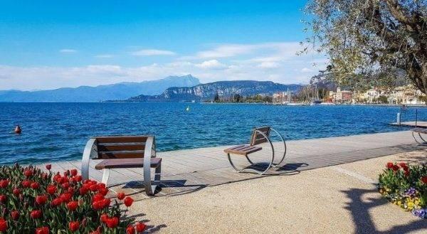 Vacanze in camper al Lago di Garda