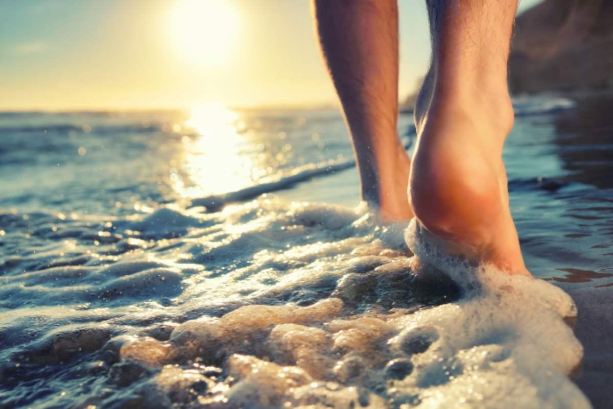 Camminare nelle onde