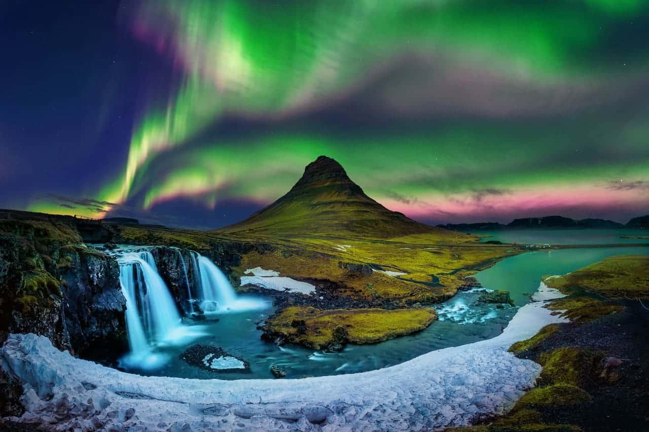 i posti più belli aurora boreale islanda